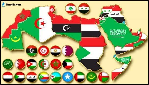 عاصمة عربية مكونة من 6 حروف