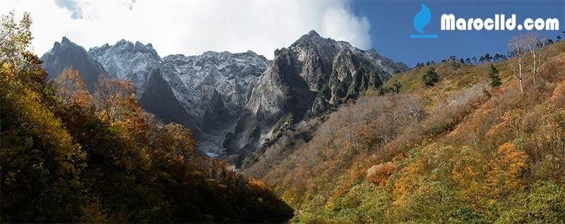 ماهي اعلى قمة جبل في اليابان؟