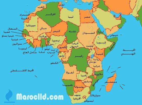 ماهي أكبر دولة في إفريقيا؟