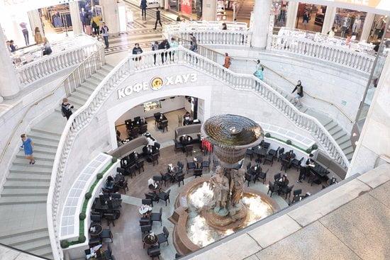 ما هي أفضل مراكز التسوق في موسكو روسيا؟